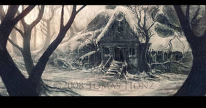 A haunted cottage