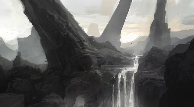 Another world by merl1ncz