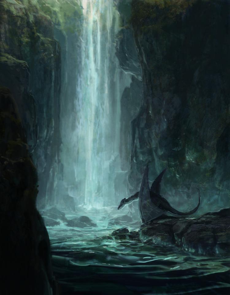 Elemental Dragon Hatchery by merl1ncz