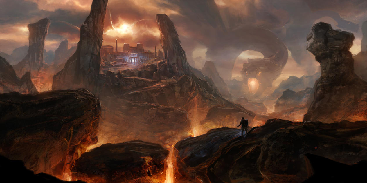 Inferno by merl1ncz