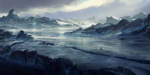 Frozen by merl1ncz