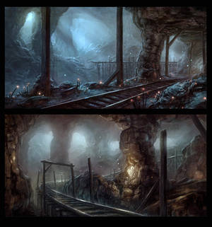 Underground mines