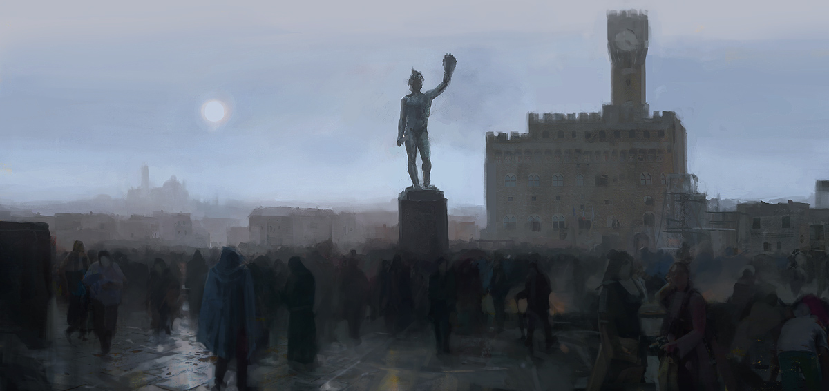 Piazza by merl1ncz