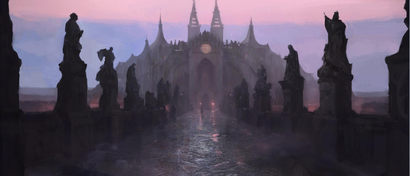 Sanctuary by merl1ncz