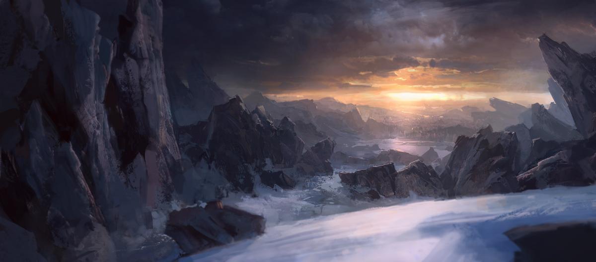 Dawn by merl1ncz