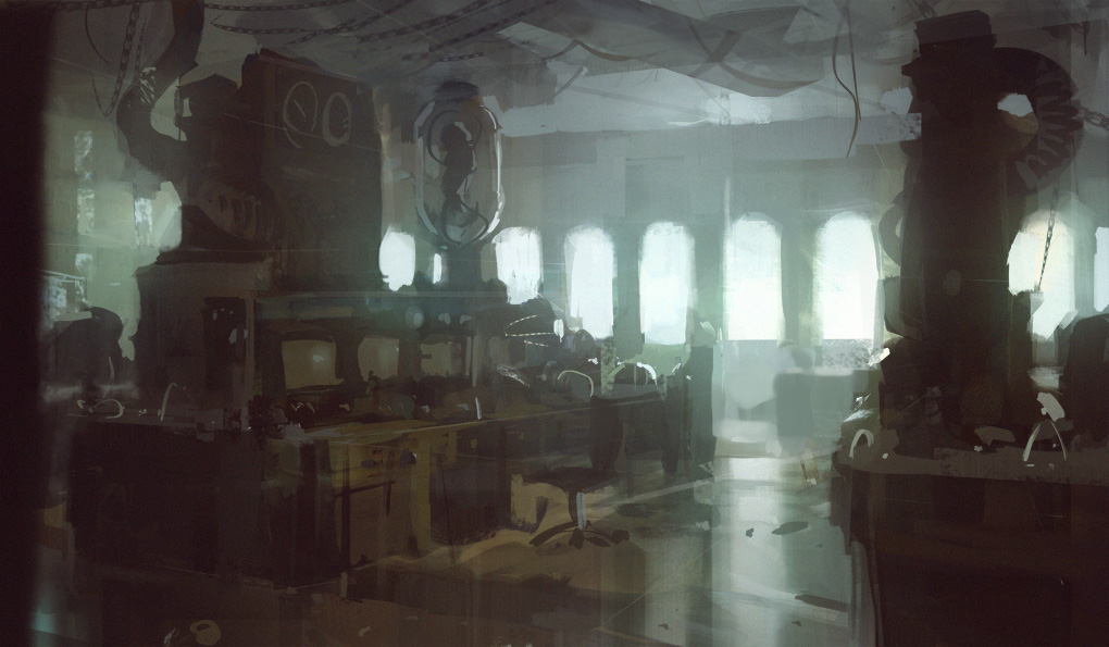 An old lab by merl1ncz