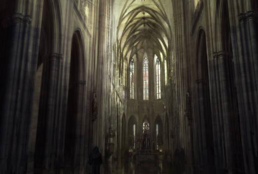 Sanctuary - interior