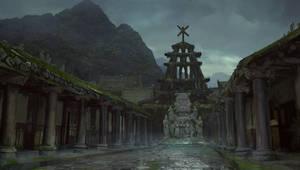 The Blackwood Temple
