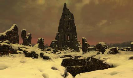 Zima by merl1ncz