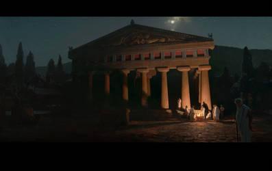 The Archaic Temple of Artemis in Kerkyra