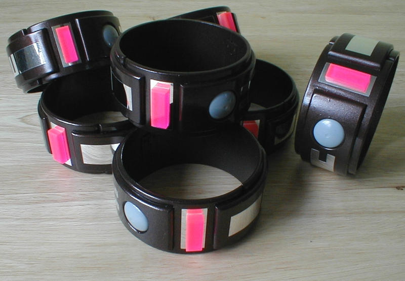 Blakes 7 teleport bracelets by gfoyle