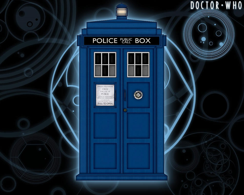 The 11th Doctor's Tardis... by gfoyle