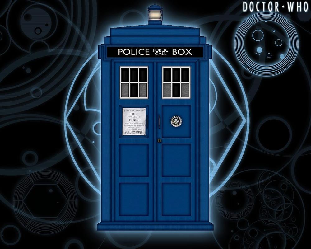 The 11th Doctor's Tardis... by gfoyle