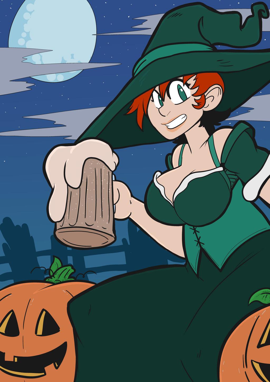 Octoberwitchcarol