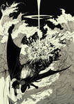 Devilman by matsurocchi
