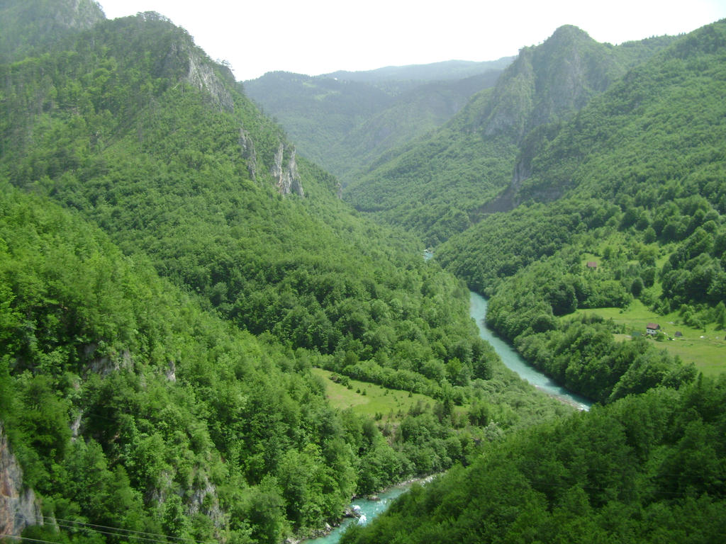 Mountain river 6 by Panopticon-Stock