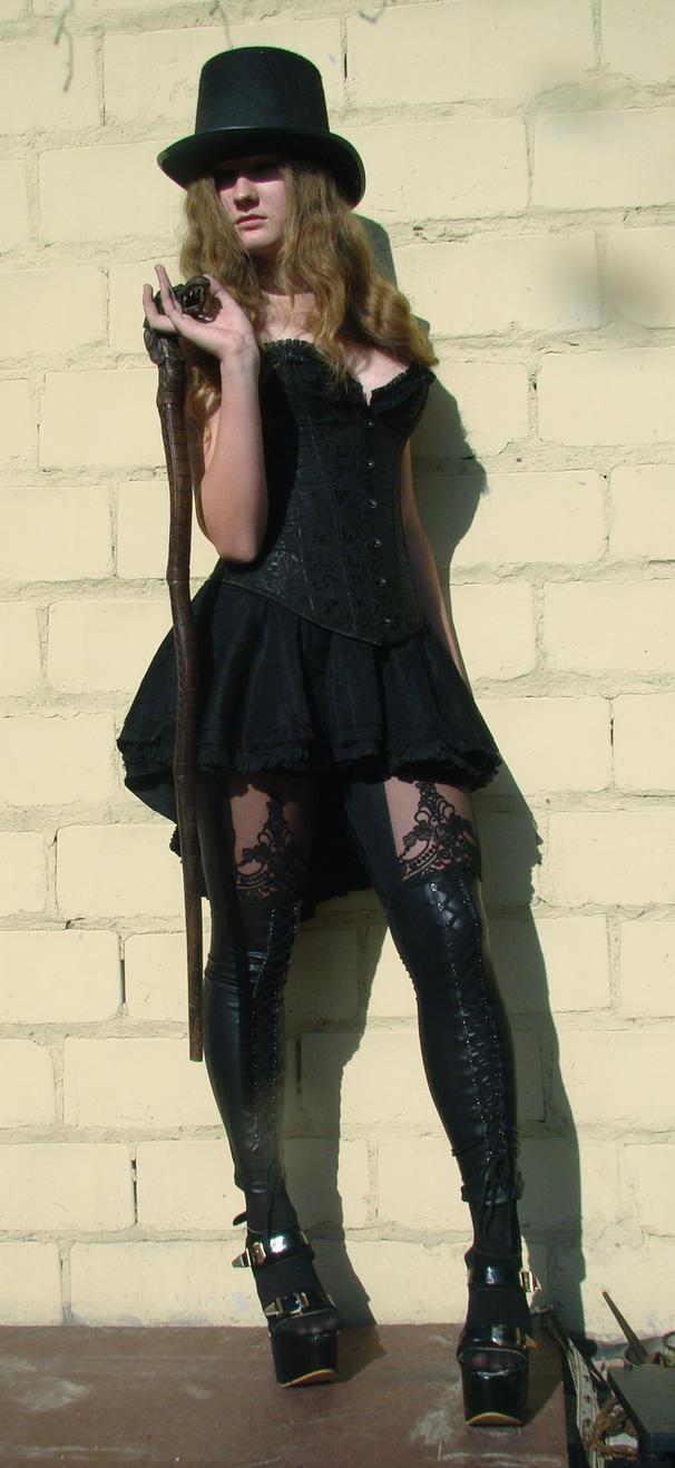 Lilia black wizard 10 by Panopticon-Stock