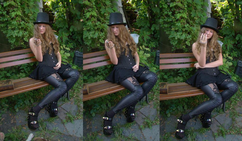 Lilia black wizard 55 by Panopticon-Stock