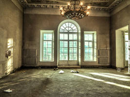 Abandoned 1 by Panopticon-Stock