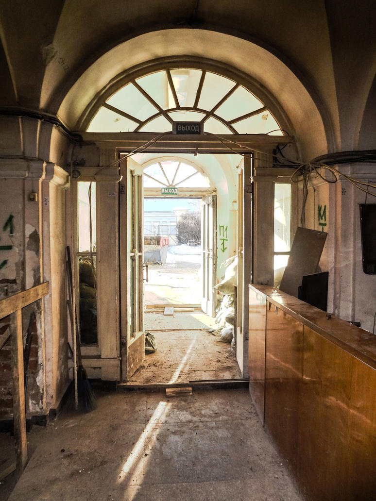 Abandoned 2 by Panopticon-Stock