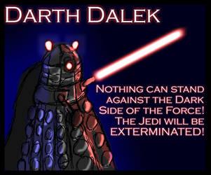 Darth Dalek by RichardAHallett