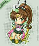 [OLD] Super Sailor Jupiter Keychains