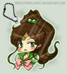 Eternal Sailor Jupiter Keychains