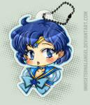 Eternal Sailor Mercury Keychains