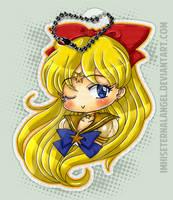 Eternal Sailor Venus Keychains by EmeraldAngelStudio