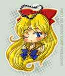 Eternal Sailor Venus Keychains