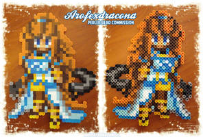 [Custom] Perler Bead Commissions by EmeraldAngelStudio