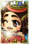 Chibi Portrait Commission