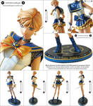 Custom Musical Sailor Uranus Garage Kit