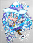 Traditional - Snow Miku