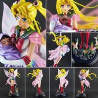 SOLD 1/6 Super Sailor Moon and Baby Hotaru by EmeraldAngelStudio