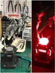 WIP Asuka Garage Kit (With Custom Base) by EmeraldAngelStudio