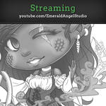 Streaming Digital Art!