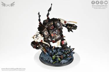 Black Templar Redemptor Dreadnaught