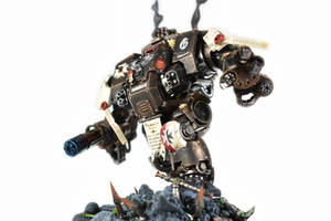 Black Templar Redemptor Dreadnaught