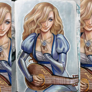 Essi Daven, the Witcher