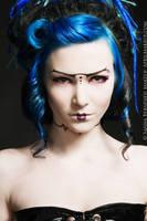 Cyber Geisha by TwiggX