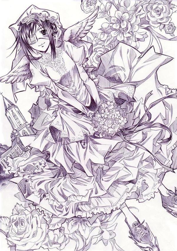 Wedding bells by Kyoko-Taide