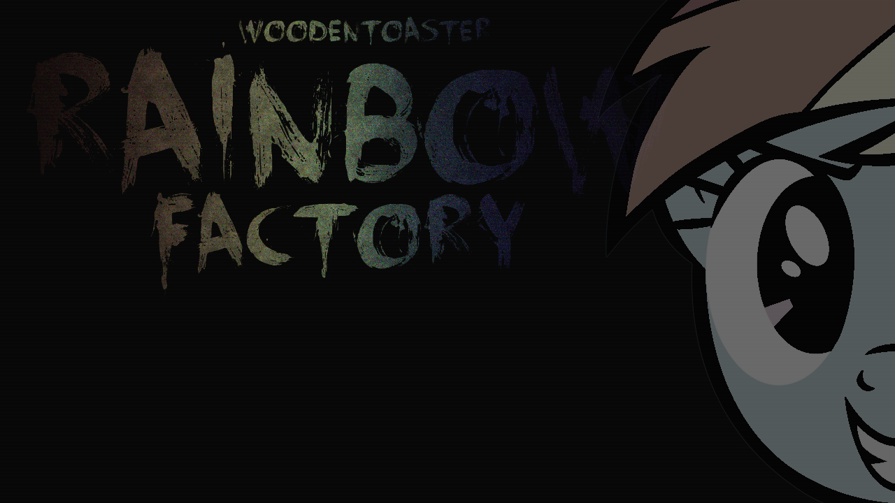 Rainbow Factory Wallpaper By ChristopherJB On DeviantArt