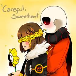 Undertale - Flowerfell - RIP me by AremiAltaria-san