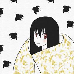 Zetsubou Sensei: Kiri Komori by Ayare-chan