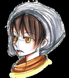 cute little boy 2 by Ayare-chan