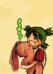 Yotsuba to Usa-chan by Ayare-chan