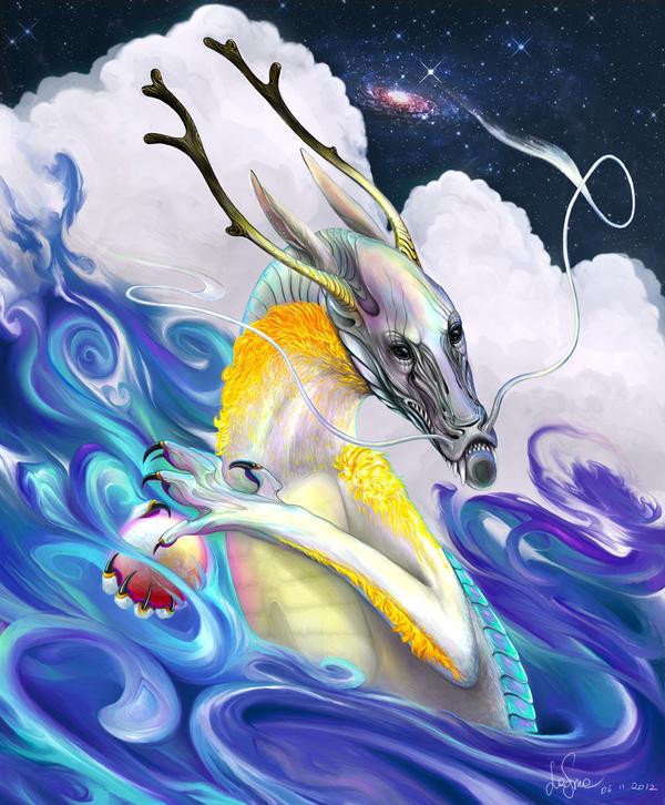 Galactic Equinox by Igriel