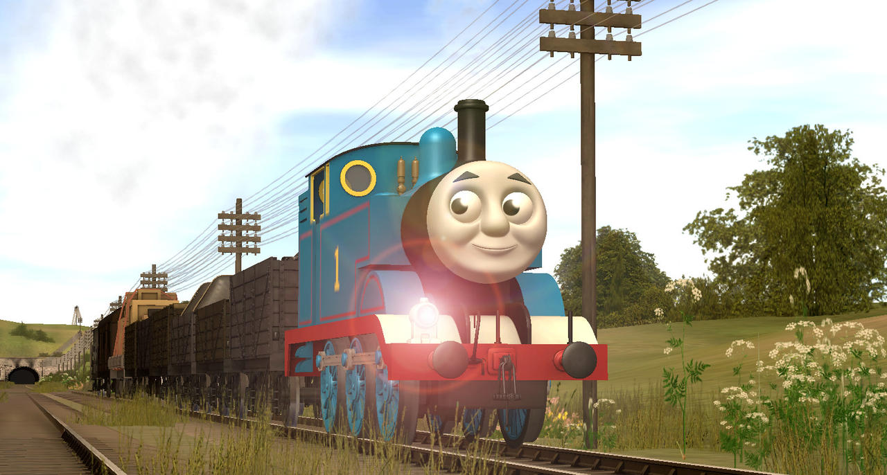 Thomas And The Trucks (Sort Of) By NWR1914 On DeviantArt