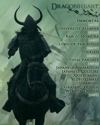 dragonheart's Profile Picture